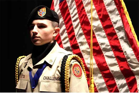 military schools for boys - listing and directory