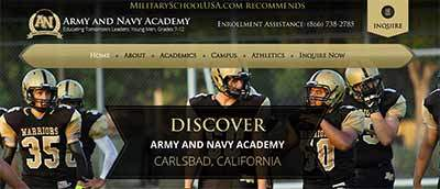 army-and-navy-academy, carlsbad, california