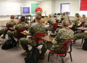 military schools in